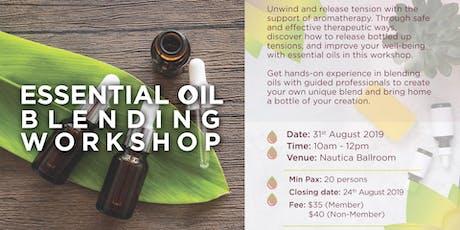 Essential Oil Blending Workshop tickets