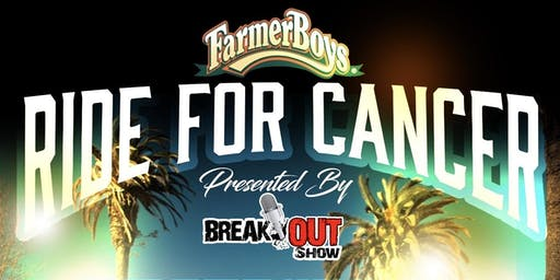 Farmer Boys Ride For Cancer Presented By The Breakout Show