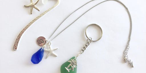 Seaglass Jewelry Workshop
