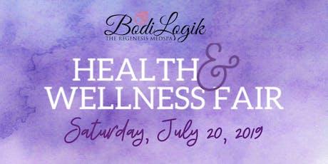 BodiLogik Health and Wellness Fair tickets