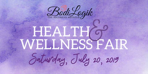 BodiLogik Health and Wellness Fair