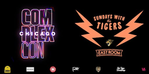 Complexcon Closeout Party w/ Fat Tiger , Joefreshgoods, Rello and Vic LLoyd