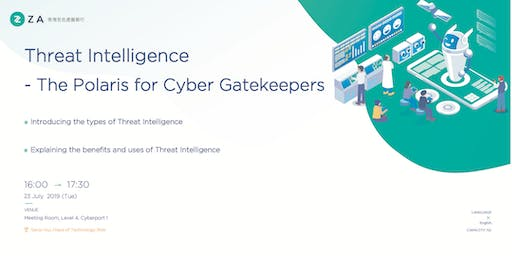 Threat Intelligence - the Polaris for Cyber Gatekeepers
