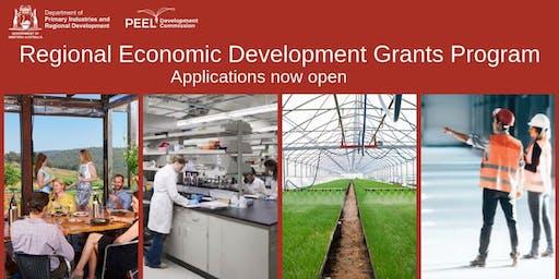 Regional Economic Development (RED) Grant Discussions - Boddington