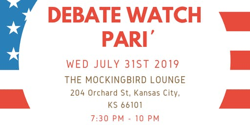 Debate Watch Pari' Day 2