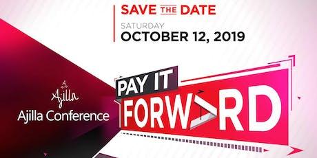 AJILLA Conference: Pay It Forward tickets
