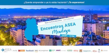 Encuentros ASEA MENDOZA entradas