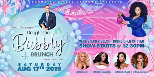 Ross Mathews Dragtastic Bubbly Brunch Bakersfield
