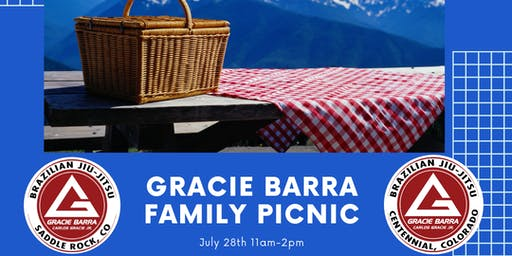 Gracie Barra Family Picnic