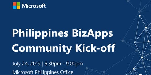 Power Platform, Dynamic 365 and BizApps Community Kickoff