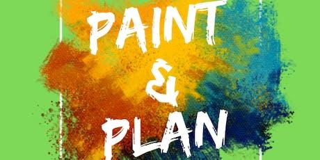 Paint & Plan - Financial Planning Workshop tickets
