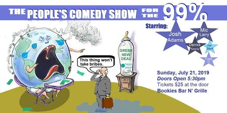 People's Comedy Show for the 99% tickets