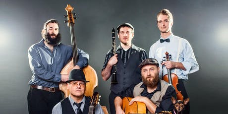 The Hot Club Series: Hot Club of Saratoga featuring Max O'Rourke tickets