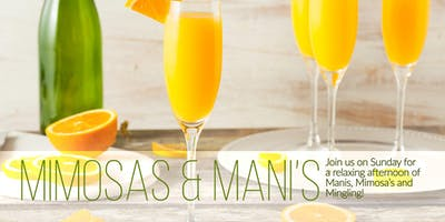 Mimosas and Mani's
