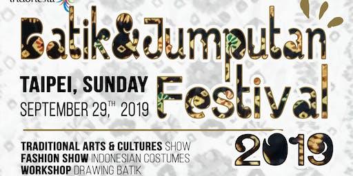 Batik & Jumputan Festival 2019, Taipei