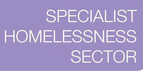 Specialist Homelessness Information Platform (SHIP) training (1 day) tickets