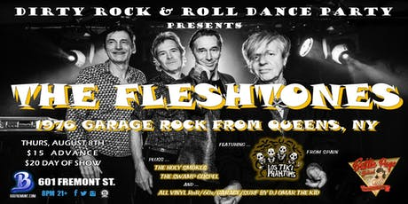 Dirty R&R presents the Fleshtones, Los Tiki Phantoms, the Holy Smokes tickets