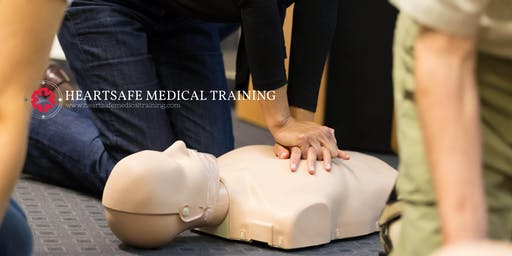 Adult First Aid/CPR/AED - American Red Cross Certification