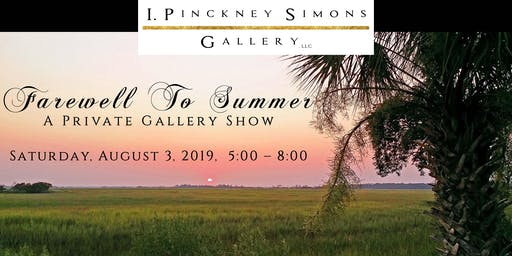 """""""Farewell To Summer,"""" A Private Gallery Show"""