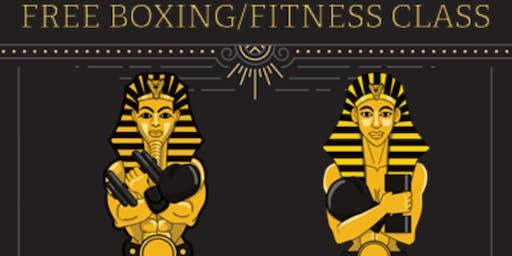 Pharaoh Phitness Pop Up Boxing/Fitness Class - Kelly Drive
