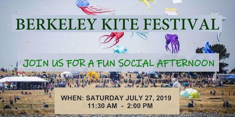 JSNC YPG: July Happy Saturday at Berkeley Kite Festival tickets