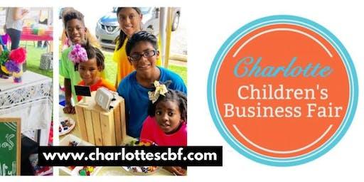 1st Annual Charlotte Children's Business Fair - Summer Edition X2