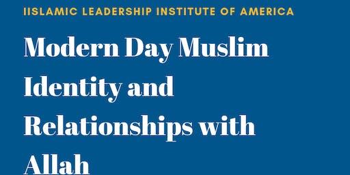 Modern Day Muslim Identity Halaqa with Sheikh Mahmoud