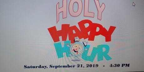 HOLY HAPPY HOUR tickets