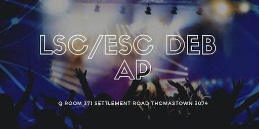 LSC/ESC DEB AP