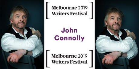 John Connolly (Melbourne Writer Festival) tickets