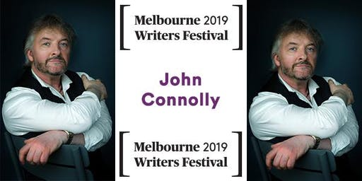 John Connolly (Melbourne Writer Festival)