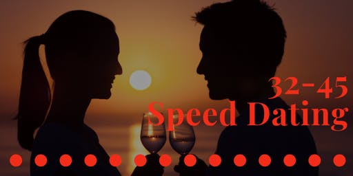 32-45 SPEED DATING FRIDAY 26 JUL 2019 (SINGLES EVENTS)
