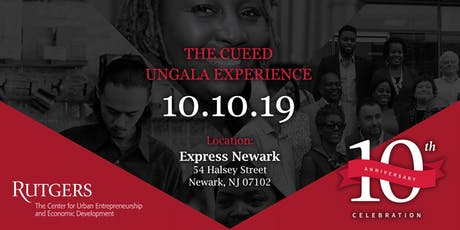 CUEED UnGala Experience tickets