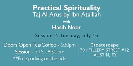 Faith- Practical Spirituality  tickets