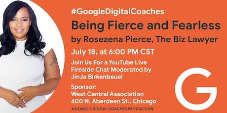 Google Digital Coaches Feat. Rosezena Pierce tickets