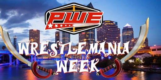 PWE Live: WrestleMania Week