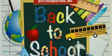 Back to School Giveway tickets