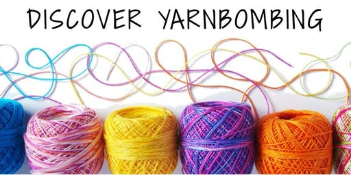 Discover Yarnbombing