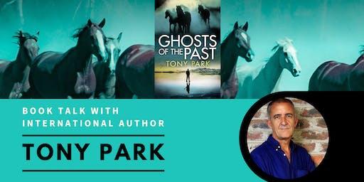 Book Talk With International Author: Tony Park