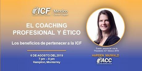 El Coaching profesional y ético boletos