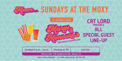 All You Wish to Drink   Mmm... Sundays w/ Cat Lord