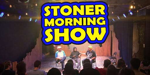 Stoner Morning Show at 2019 Buffalo Infringement Festival