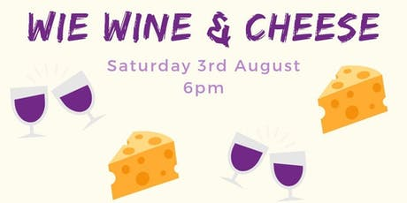WIE Wine and Cheese 2019 tickets