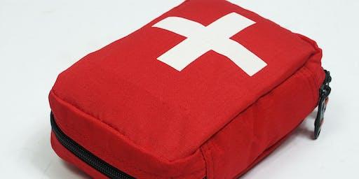 MTA Kaimai: Save-a-life first aid, Te Puke 2019