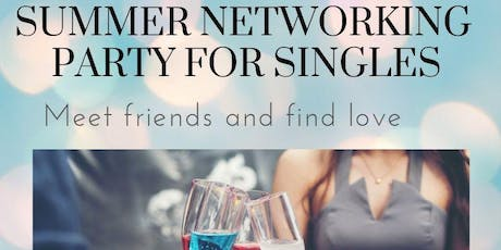 August Meet Friend and Find Love Networking Party 2019 tickets