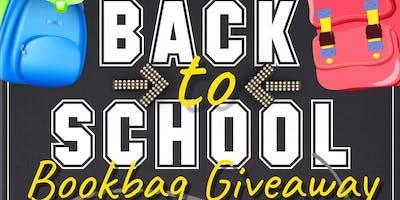 Roy L Jackson Foundation Backpack Giveaway