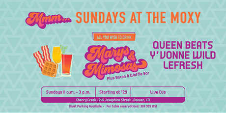 All You Wish to Drink | Queen Beats at Mmm... Sundays tickets