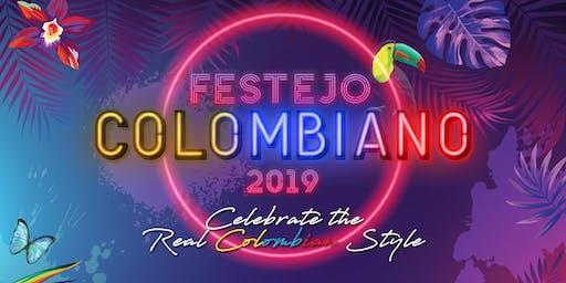 Festejo Colombiano 2019  - ARTitude