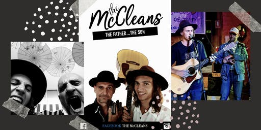 The McCleans - House Concert at the Kandanga Hall
