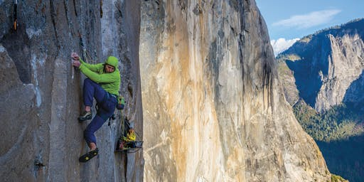 Beer o'clock with Tommy Caldwell